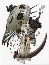[haru-ka]Soul Eater_Artbook