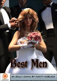 [Monty Mcblack] Best Men (Ongoing)