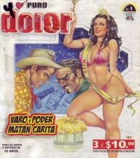 Mexican Comics - Cover gallery