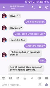 [Melkor Mancin] A Chat with Janice