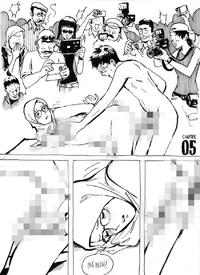 [Kharisma Jati] My Wife's Gangrape Fantasy Chapter 5 [English]