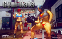Free Hentai Misc Gallery [Shassai] Gym Rats