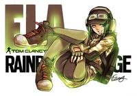 Ela (Rainbow Six Siege)