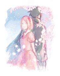 [Suzu] いい夫婦の日 (Naruto)