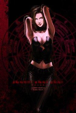 Free Hentai Image Set Gallery: Devil May Cry: Trish