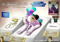 [PonkPank] La Ruptura Del Sol - Prologo: La Princesa Caída (My Little Pony: Friendship is Magic) (En Progreso) (Spanish) [kalock]