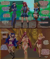 [Hissatsu-Neko] Fairy Tail Hookers (Fairy Tail)