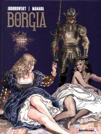 [Milo Manara] Borgia T3 - Les Flammes du Bûcher [French]