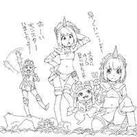 Akimbo's Twitter artworks 3