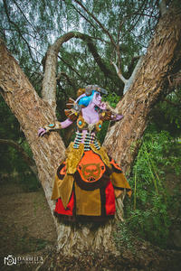 [Dyca Cosplay] Druid - Tier 6 - Cosplay  WOW ( World of Warcraft )