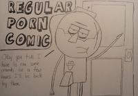 Regular Porn Comic (Regular Show)