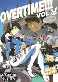 (FF30) [Bear Hand (Fishine, Ireading)] OVERTIME!! OVERWATCH FANBOOK VOL. 2 (Overwatch) [Korean]