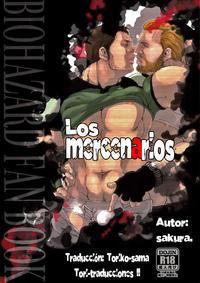 (Yarou Fes 2012) [Takeo Company (Sakura)] The MERCENARIES | Los mercenarios (Resident Evil) [Spanish] [Tori-traducciones II] [Decensored]