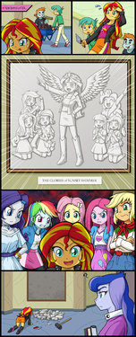 [uotapo] comic collection 1 [MLP] (adjusted)