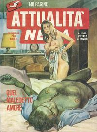 Attualità Nera 3 - Quel maledetto Amore [Italian]