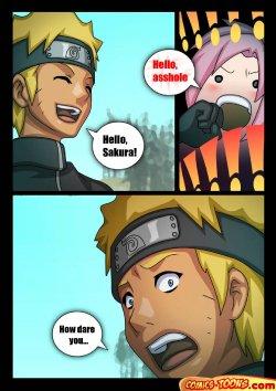 Free Hentai Western Gallery: [Comic Toons] Naruto X Sakura (Naruto)