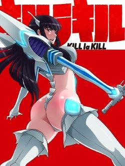 Free Hentai Image Set Gallery: Kill La Kill