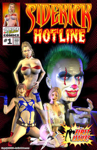 Sidekick Hotline #1 by Justice Babes
