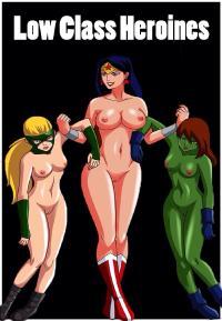 [Arabatos] Low Class Heroines (Teen Titans, Young Justice)