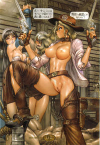 Free Hentai Image Sets Gallery [Masamune Shirow] Collection - decensored single pics