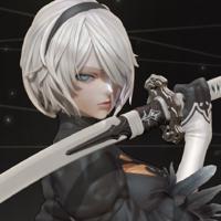 [LESLyzerosix] [3D] Nier Automata 2b
