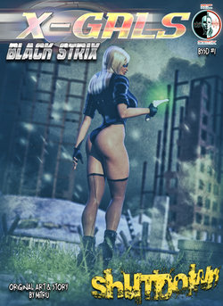 [Mitru] X-GALS - Black Strix: Shutdown #1-15 (Ongoing)