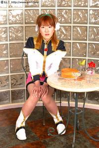 [BLT-095] (Suzuka Natori) - Milfeuille Sakuraba @ Galaxy Angel