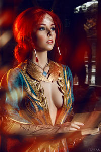 [Disharmonica]Triss Merigold (The Witcher 3