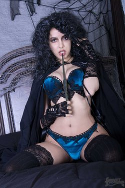 Harry Potter´s Bellatrix (swimsuitsuccubus)