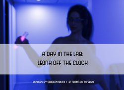 [SergeantBuck] A Day In The Lab: Leona Off The Clock