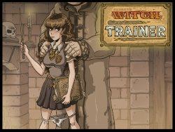 [Akabur] Witch Trainer CG (Harry Potter)