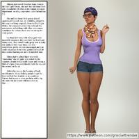 Artist Graci art - Miriam story