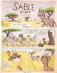 [TheFriendlyElephant] Sable Story (Ongoing)