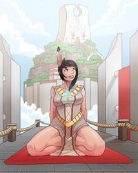 Free Hentai Western Gallery [Lunate] City in the sky