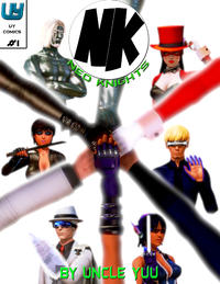 Neo Knights #1: A Hero Awakens!
