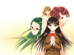 Free Hentai Game CG Set Gallery: [Silkys] Ai no Katachi