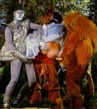 The Wizard of oz vintage porn