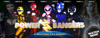 Power Bangers - A XXX Parody (Part 5)