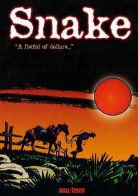 [Jordi Bernet] Snake - A fistful of Dollars