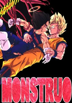 Free Hentai Doujinshi Gallery: [Dokugunryu (Komakawa Rimi)] MONSTRUO (Dragon Ball Z) [English] [Yoaken]