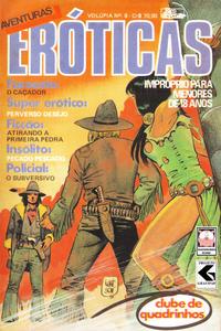Aventuras Eroticas # 08