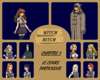 Witch Bitch Chap01-Chap09 (French) (Akabur)