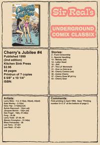 Cherry's Jubilee #4
