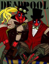 Marvel - Deadpool's Sick Fantasies [CLASSIFIED BY S.H.I.E.L.D.]