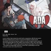 Alien Girl ADA by Hushabye Valley [English]