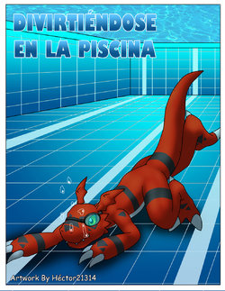 [Hector21314] Divirtiéndose en la piscina
