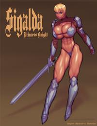 [The_Pit] Sigalda The Princess Knight (Ongoing...)