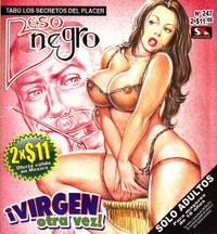 [XXX Mexican Comic] [Uncensored] Beso Negro 0247