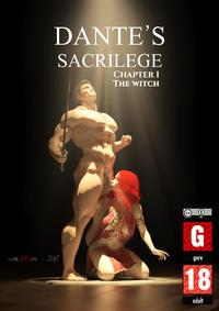 [WIP][GURO]Dante's sacrilege - Ch1