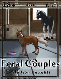 Feral Couples: Stallion Delights (ongoing)